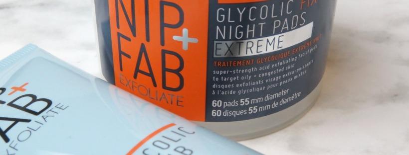 Nip+Fab Glycolic Fix Skincare