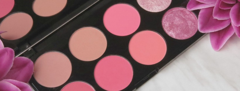 Makeup Revolution London Ultra Blush Palette in Sugar and Spice
